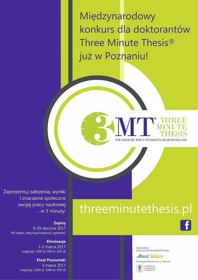 3MT plakat nowy