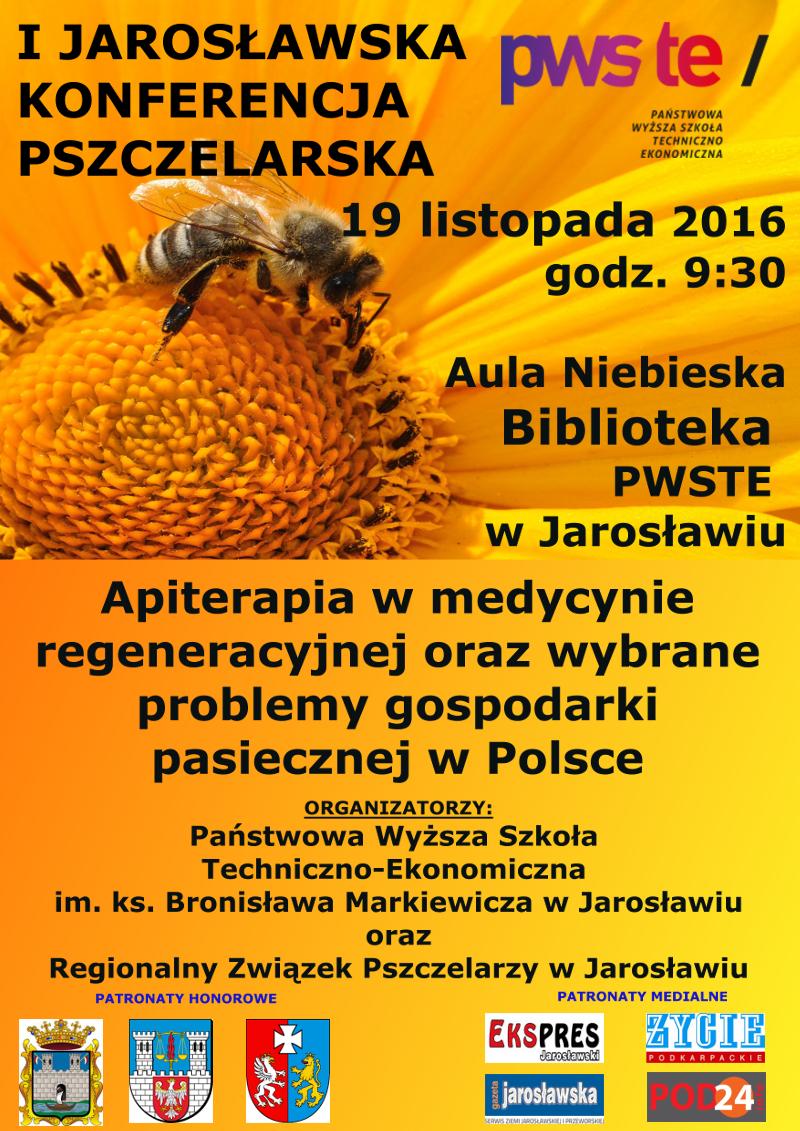 konferencja pszczelarska
