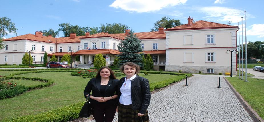 Bilateralna współpraca pomiędzy PWSTE w Jarosławiu i Narodowym Uniwersytetem im. Ivana Franko we Lwowie na Ukrainie