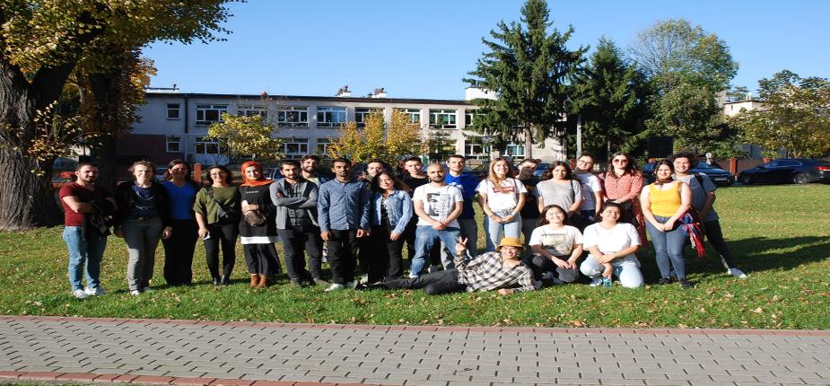 Naukowiec z Necmettin Erbakan University w PWSTE z Erasmusem+