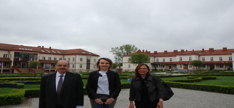 Prof. Sudi Apak - Rektor Istanbul Esenyurt University w PWSTE