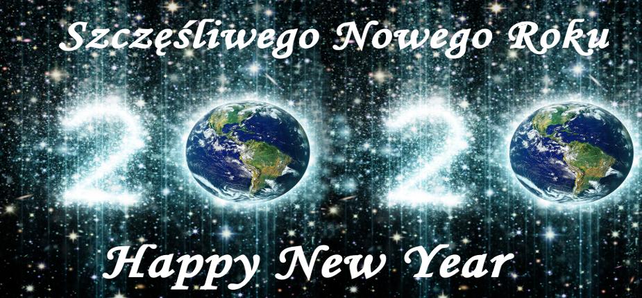 Happy New 2020 Year !
